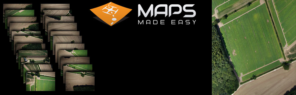 Maps Made Easy Cloud Processing